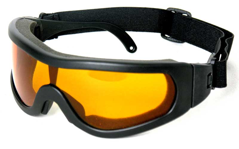 SAND-PROOF GOGGLES